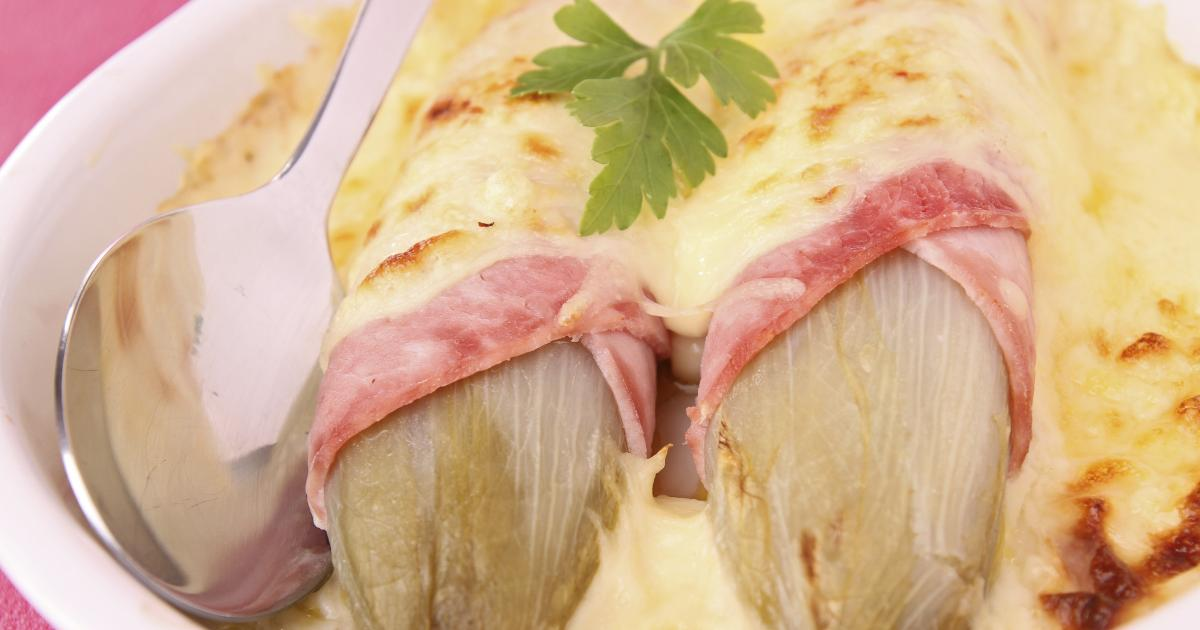 Recettes base d 39 endives les recettes les mieux not es - Comment cuisiner les endives ...