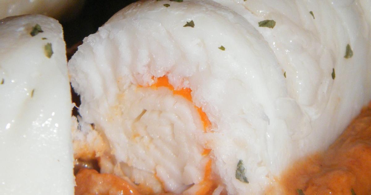 Recette roul de poisson blanc et de surimi 750g - Cuisiner poisson blanc ...
