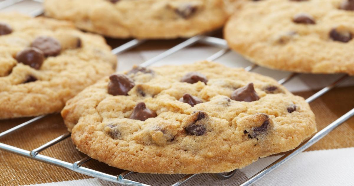Recette Cookies Aux Pépites De Chocolat 750g