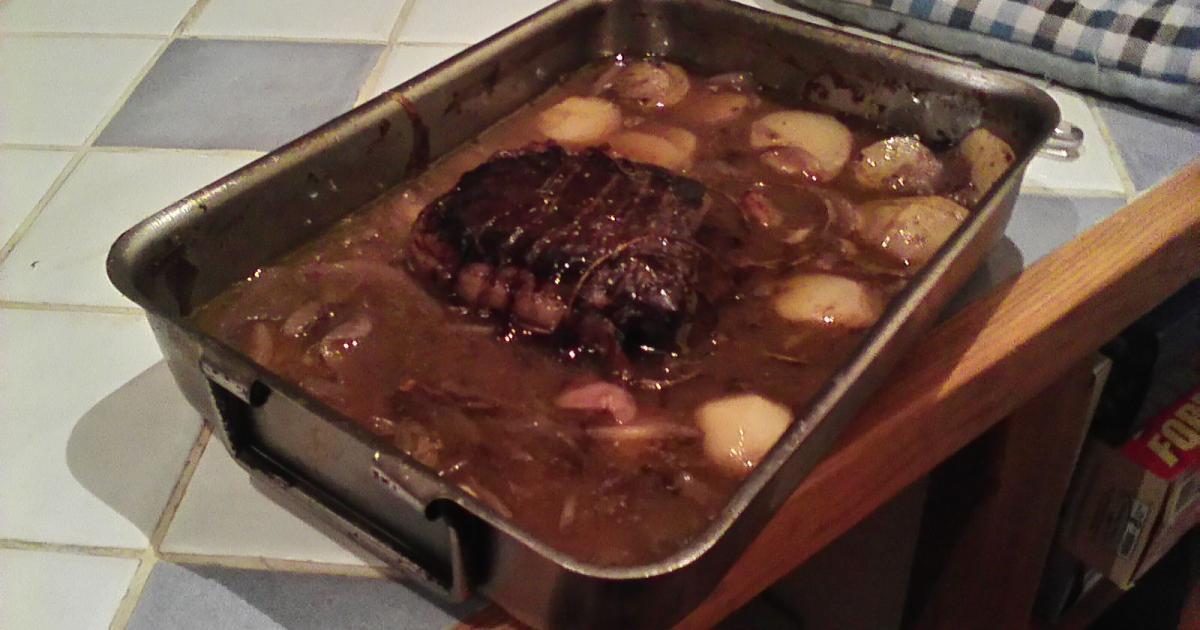 Recettes du r ti de boeuf orloff les recettes les mieux not es - Comment cuisiner du jarret de boeuf ...