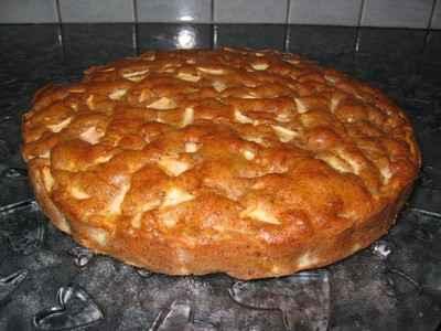 Cake Pomme Poulet