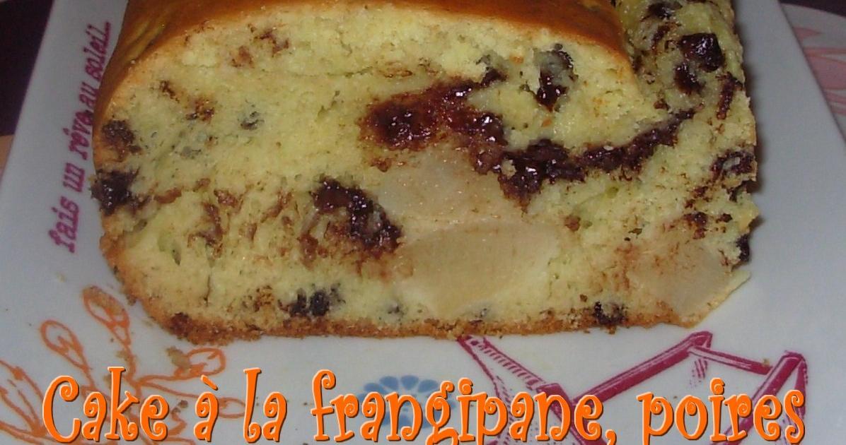 Cake aux pepites de chocolat 750g