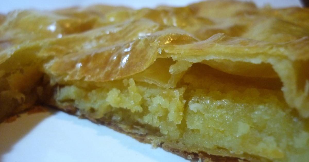 Recette galette des rois aux calissons d 39 aix l 39 orange for Aix cuisine du terroir