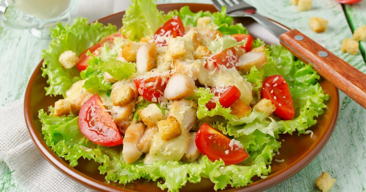 Recettes A Base De Salade Verte La Selection De 750g