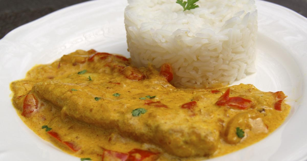 Recette filets de cabillaud au curry 750g - Comment cuisiner du cabillaud ...