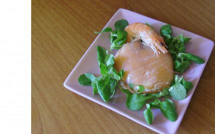 recette dome de mousse d 39 asperges au saumon fum 750g. Black Bedroom Furniture Sets. Home Design Ideas