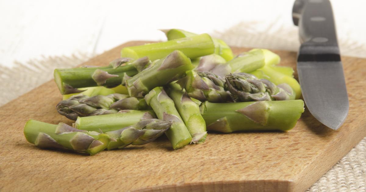 Asperges vertes les choisir les cuisiner - Cuisiner les asperges vertes ...