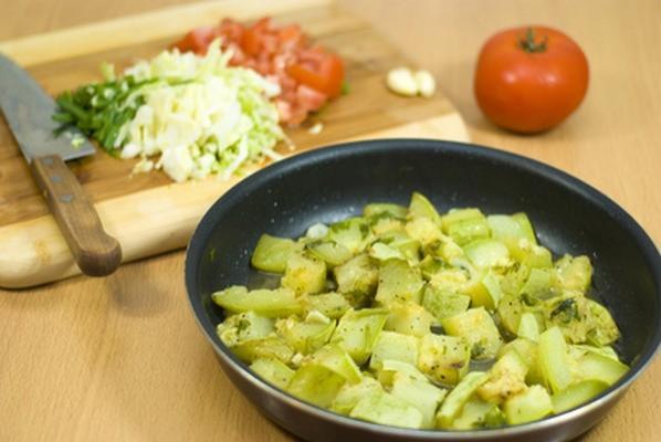 recettes de poêlée de courgettes | les recettes les mieux notées