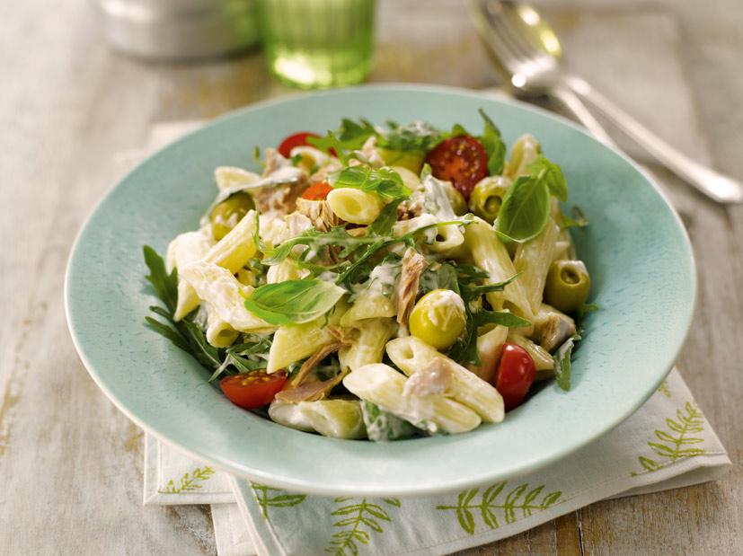 Recettes de salade italienne les recettes les mieux not es - Mon thermomix ne pese plus ...