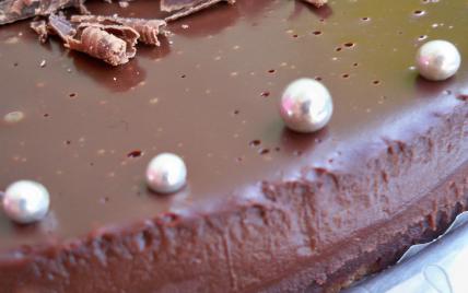 Recette tarte sabl e au chocolat 750g for Cuisine 750g
