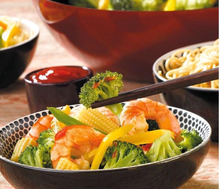Recettes de brocolis au wok les recettes les mieux not es for Documentaire cuisine gastronomique