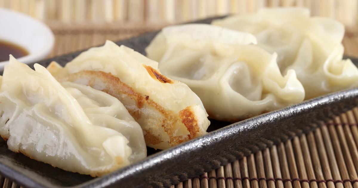 Recette gyoza ou raviolis japonais 750g - Apprendre a cuisiner japonais ...