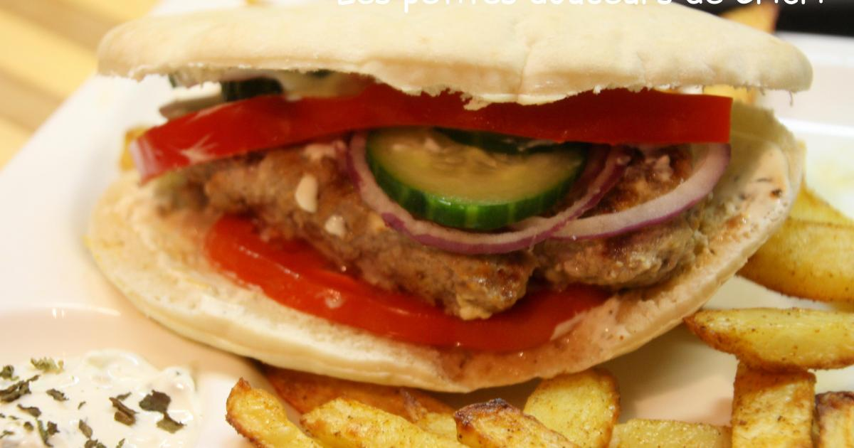 recette hamburger grec 750g. Black Bedroom Furniture Sets. Home Design Ideas