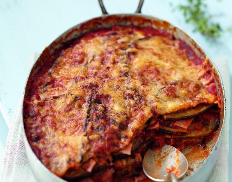 recette gratin d 39 aubergines la sicilienne fromage. Black Bedroom Furniture Sets. Home Design Ideas