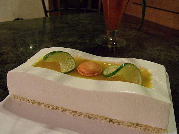 recette bavarois citron vert noix de coco et fruits exotiques 750g. Black Bedroom Furniture Sets. Home Design Ideas