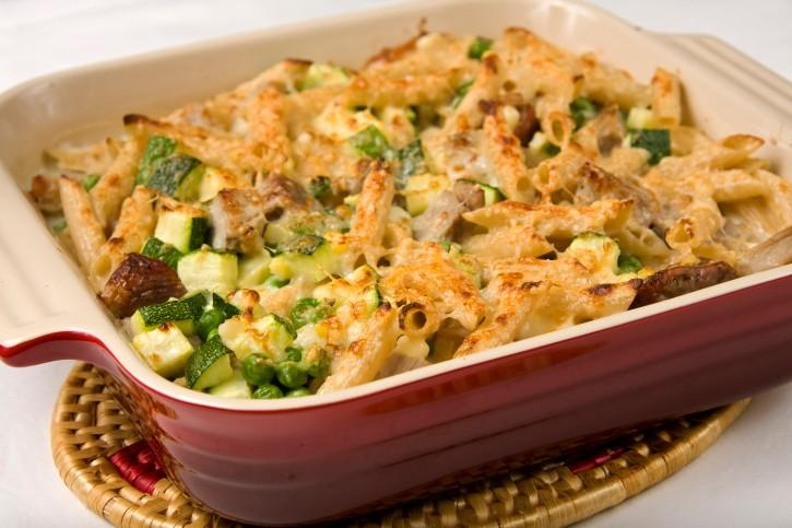 recette gratin de courgettes au riz et la farce 750g. Black Bedroom Furniture Sets. Home Design Ideas