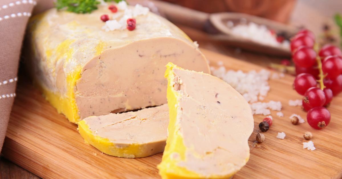 Recette terrine de foie gras mi cuit 750g - Recette foie gras en terrine ...