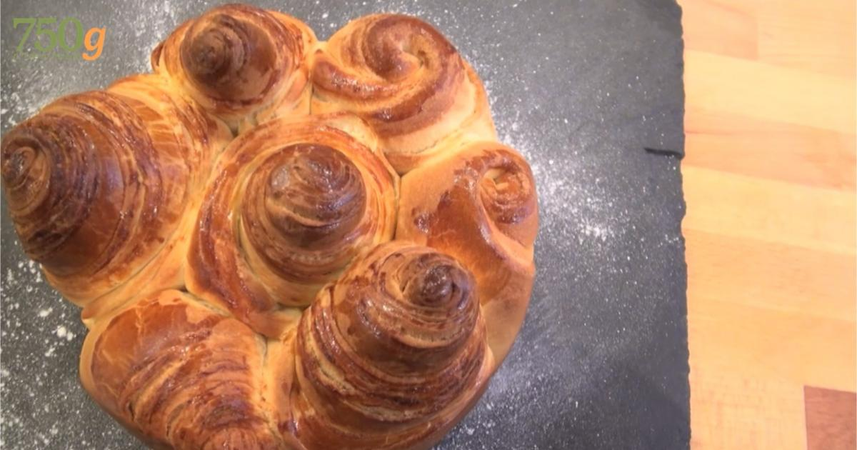 couronne nid d abeilles thermomix