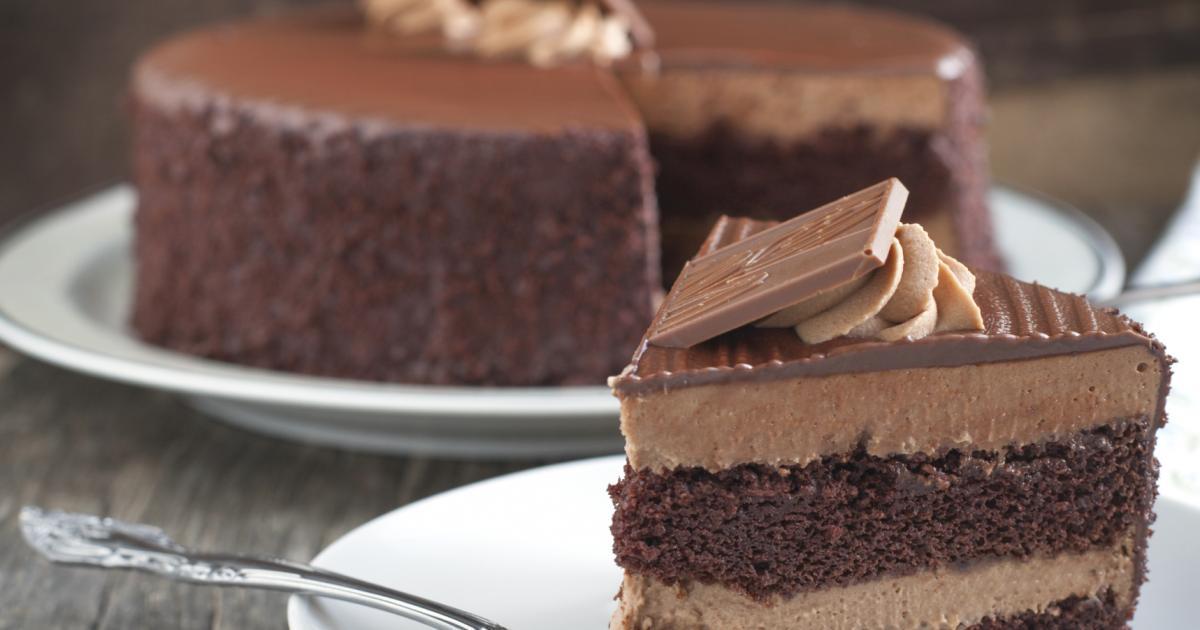Cake Avec  Oeufs