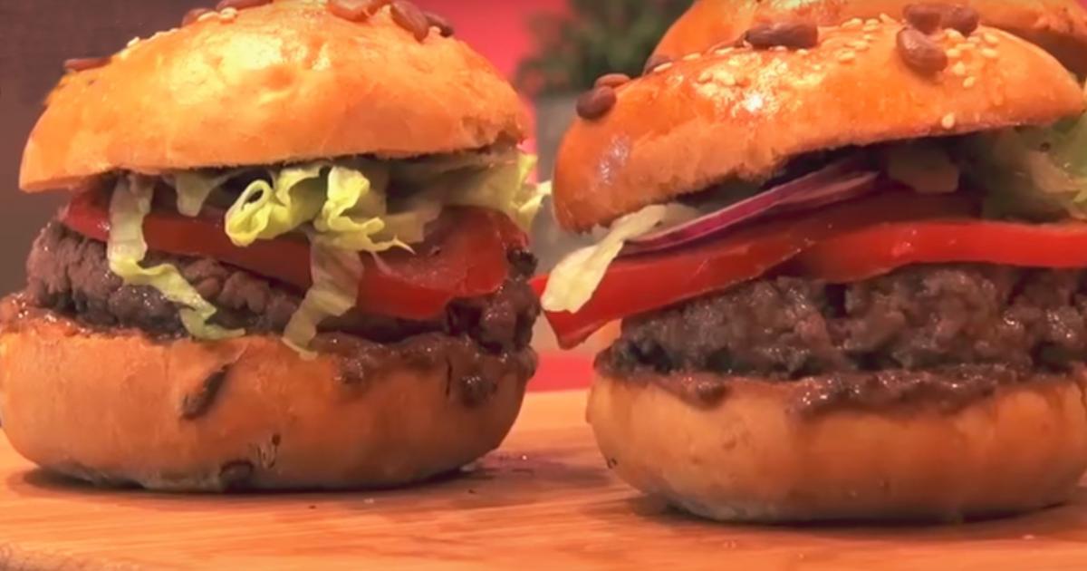 Recette Hamburger Maison Facon Chef Damien En Video