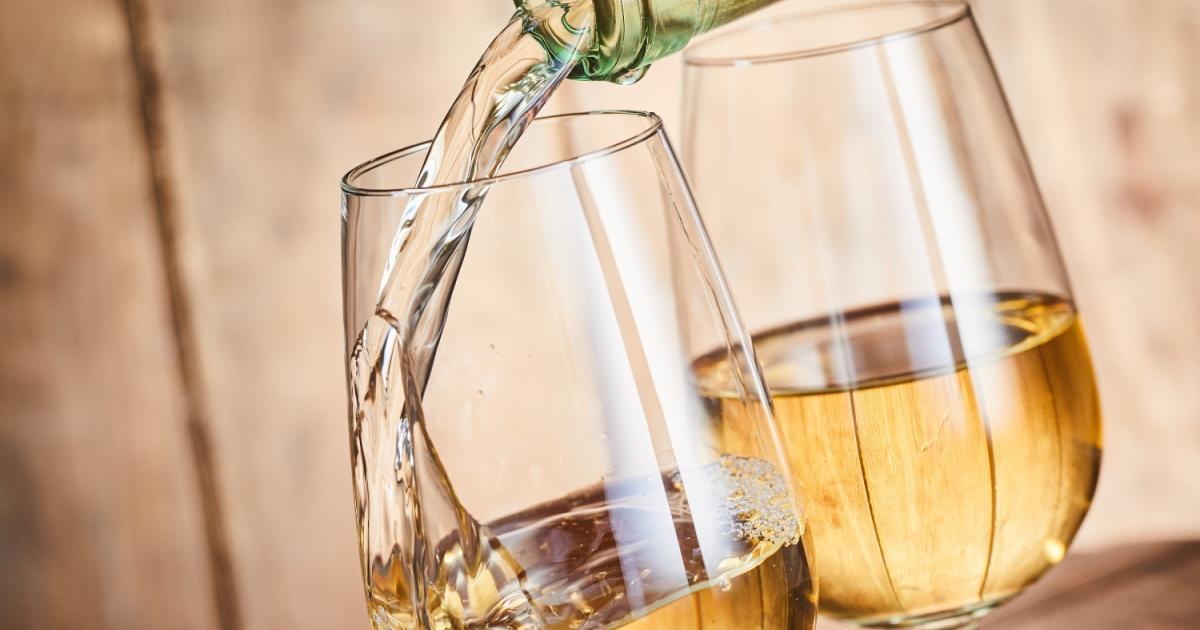 Pourquoi le vin blanc provoque t il des crampes ?