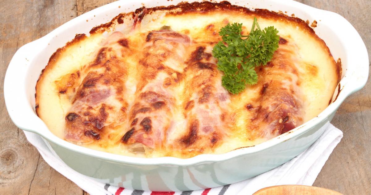 cuisiner endives au jambon | ohhkitchen