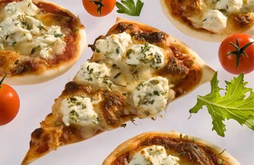 recette pizza margarita au philadelphia ail fines herbes 750g. Black Bedroom Furniture Sets. Home Design Ideas