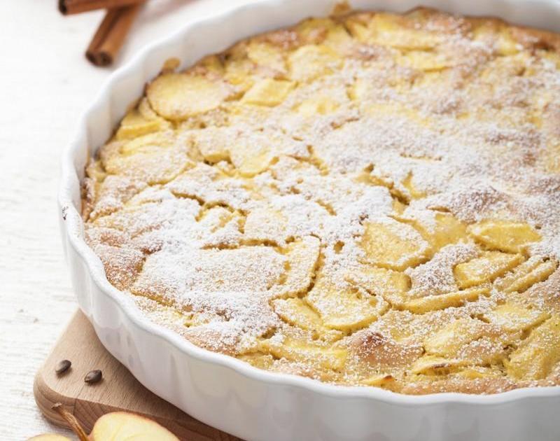 Recettes de la tarte normande aux pommes les recettes les mieux not es - Documentaire cuisine gastronomique ...