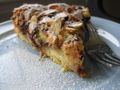 Cake Noisette Pepite Chocolat