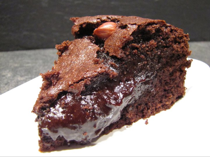 Recette fondant au chocolat fa on brownie 750g - La table a dessert fondant au chocolat ...