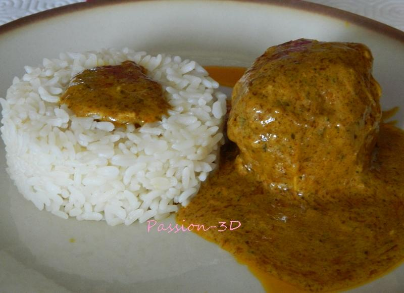 recette paupiettes de porc au tikka masala 750g. Black Bedroom Furniture Sets. Home Design Ideas