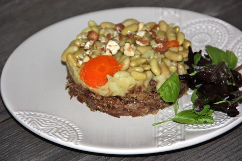 Recettes base de flageolets les recettes les mieux not es - Cuisiner des flageolets ...