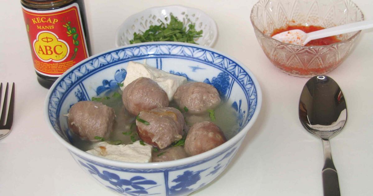 boulettes de poisson thaïe