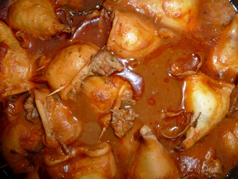 Recettes de crustac s l 39 am ricaine les recettes les - Cuisiner la seiche fraiche ...