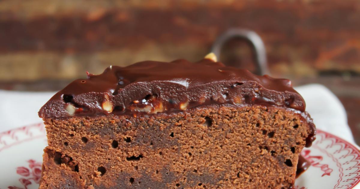Cake Noix Chocolat Thermomix