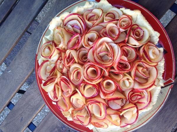 r233sultats concours photos tarte aux pommes bouquet de