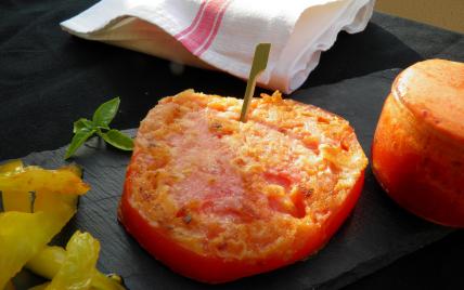 Recette coeur de boeuf aller retour frites de tomate - Cuisiner le coeur de boeuf ...