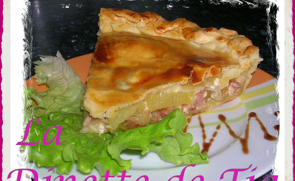 recette tourte pomme de terre poireau 750g. Black Bedroom Furniture Sets. Home Design Ideas