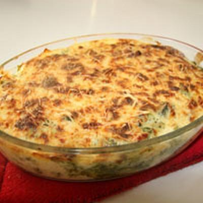 recette gratin de brocolis aux lardons 750g. Black Bedroom Furniture Sets. Home Design Ideas