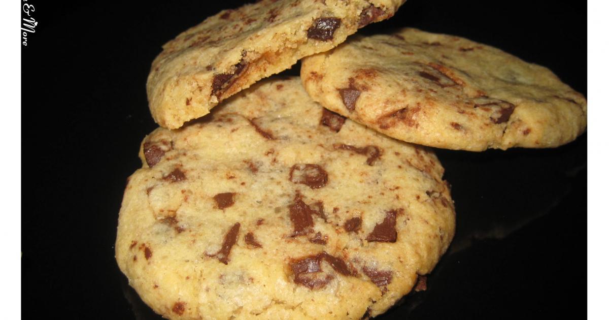 recette cookies aux p pites de chocolat de grand m re 750g. Black Bedroom Furniture Sets. Home Design Ideas