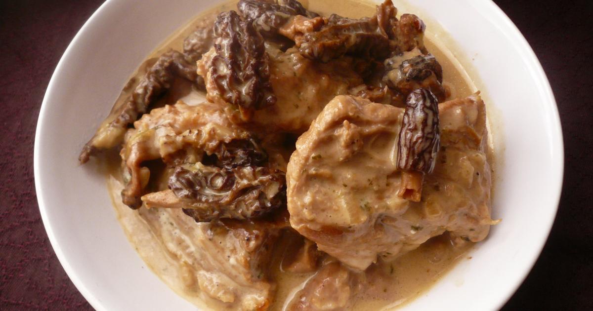Recettes de l 39 paule de veau en cocotte les recettes les - Cuisiner le veau en cocotte ...