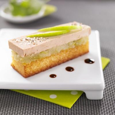 recette quatre quarts pic foie gras et pomme acidul e 750g. Black Bedroom Furniture Sets. Home Design Ideas