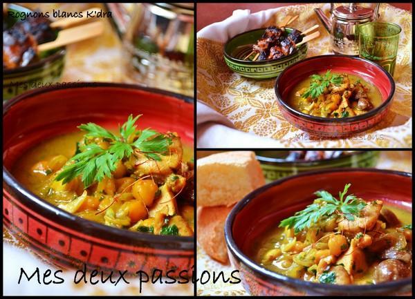 Recettes pour cuisiner les rognons blancs les recettes - Cuisiner des navets blancs ...