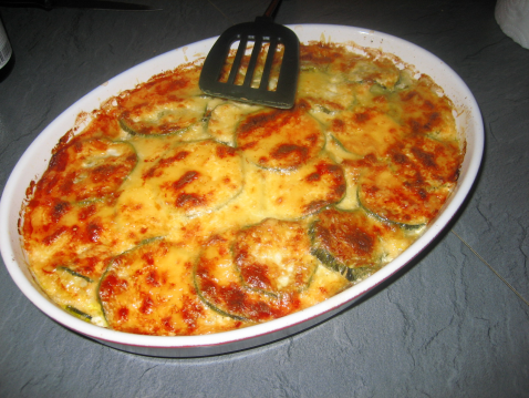 recette gratin de ravioles aux courgettes et saumon fum 750g. Black Bedroom Furniture Sets. Home Design Ideas