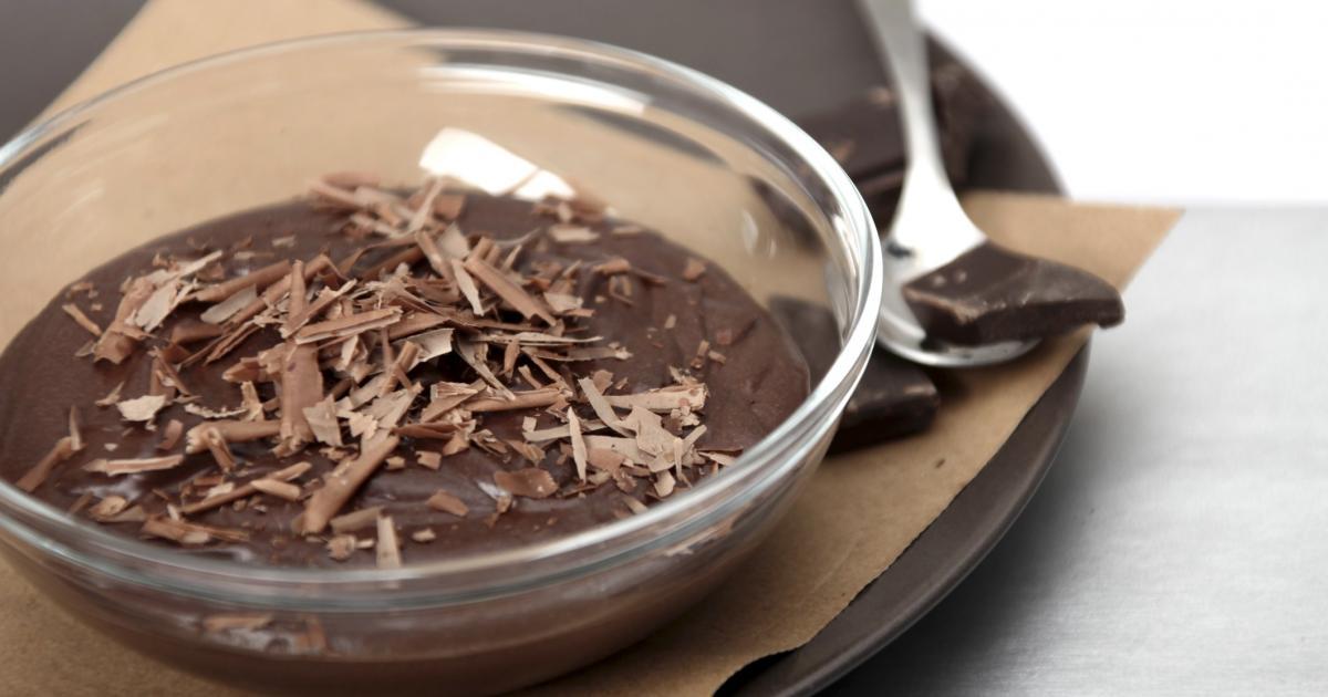 Recette - Crème au chocolat en vidéo
