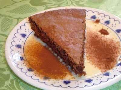 Recettes de gâteau au chocolat et noisettes