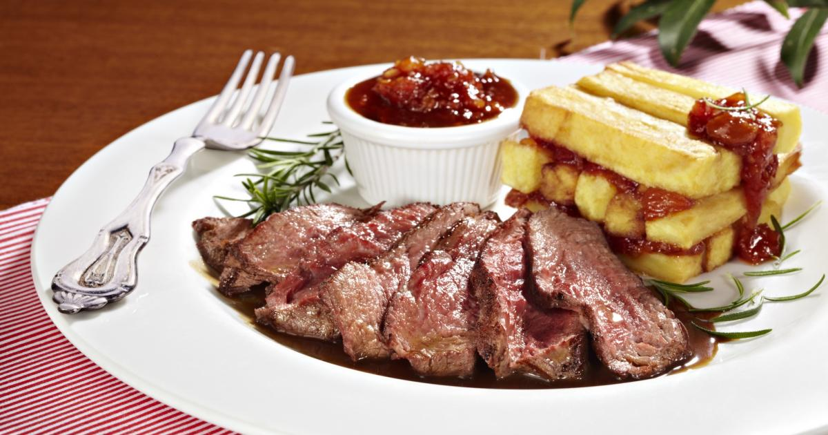 Recettes de sauce pour viande rouge la s lection de 750g - Sauce pour viande rouge grillee ...