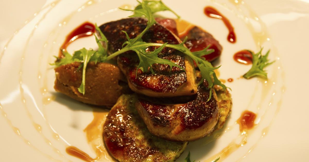 Recettes de foie gras po l la s lection de 750g - Cuisiner un foie gras frais ...