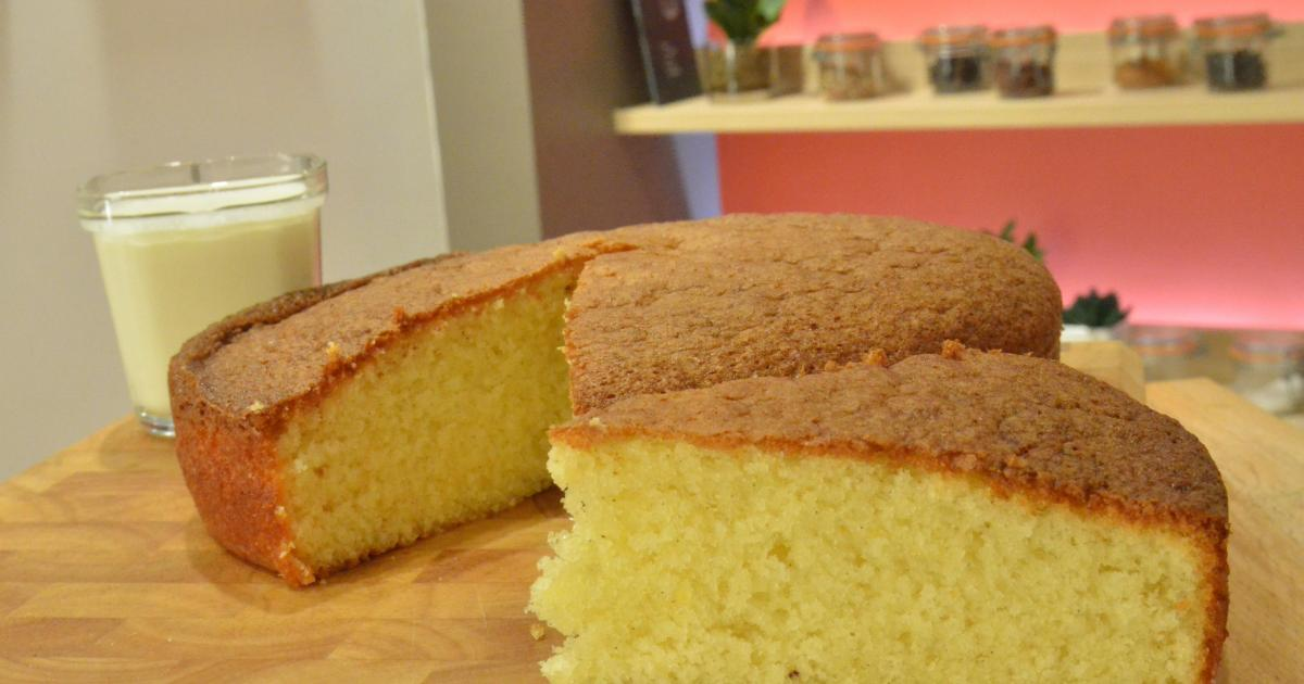 Gateau thermomix orange