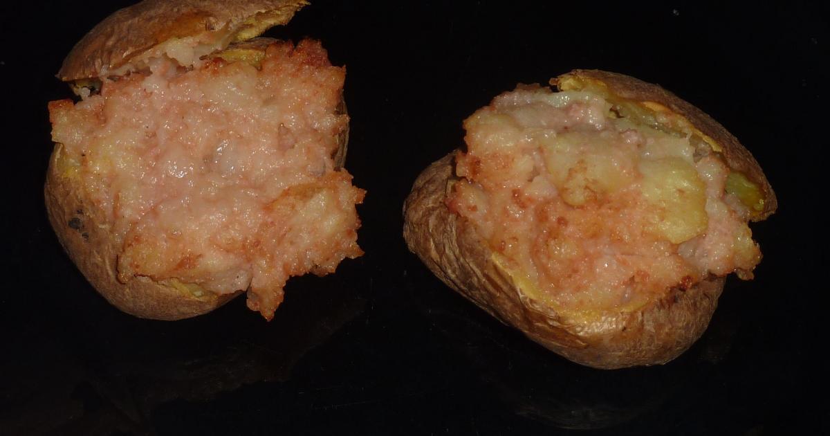 Recette pommes de terre gratin es aux saucisses de strasbourg 750g - Cuisiner des saucisses de strasbourg ...